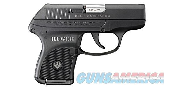 "Ruger LCP 380 ACP 2.75"" 6+1 Blk Grip/Frame Blued  Guns > Pistols > Ruger Semi-Auto Pistols > LCP"