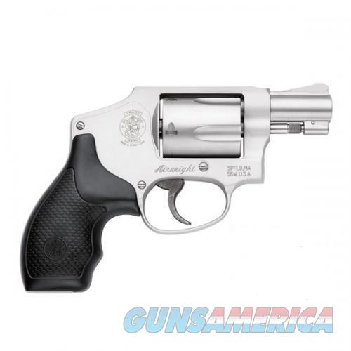 "Smith & Wesson 163810 642 Double Action 38 Special 1.875"" 5 Rds Stainless  Guns > Pistols > Smith & Wesson Revolvers > Small Frame ( J )"