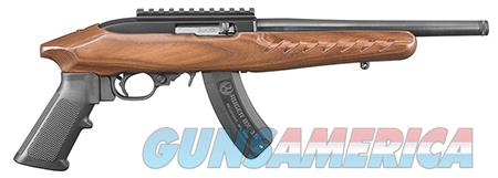 "Ruger 4917 22 Charger Pistol 22 LR 10 "" Threaded Barrel 15 Rds  Guns > Pistols > Ruger Semi-Auto Pistols > Charger Series"