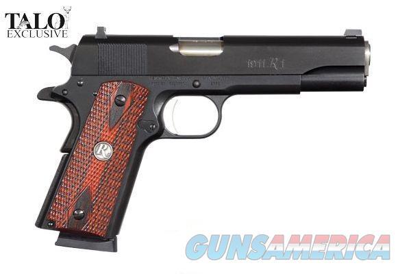 "REMINGTON 96342 1911 R1 Talo Edition 45 ACP 8 Rds 5"" Barrel  Guns > Pistols > Remington Pistols - Modern"