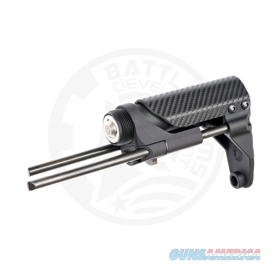 Battle Arms BAD-CSS 100-018-167 AR-15 5.56 / .223 Vert Stock System Black  Non-Guns > Gunstocks, Grips & Wood