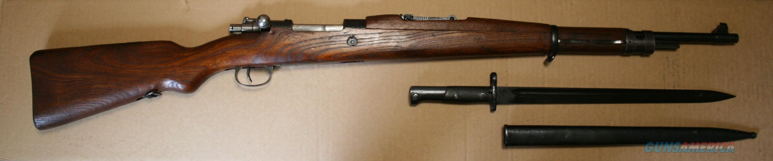 Yugoslavian M24/47 Mauser Straight Bolt Cal. 8 mm Rifle w/Bayonet  Guns > Rifles > Zastava Arms