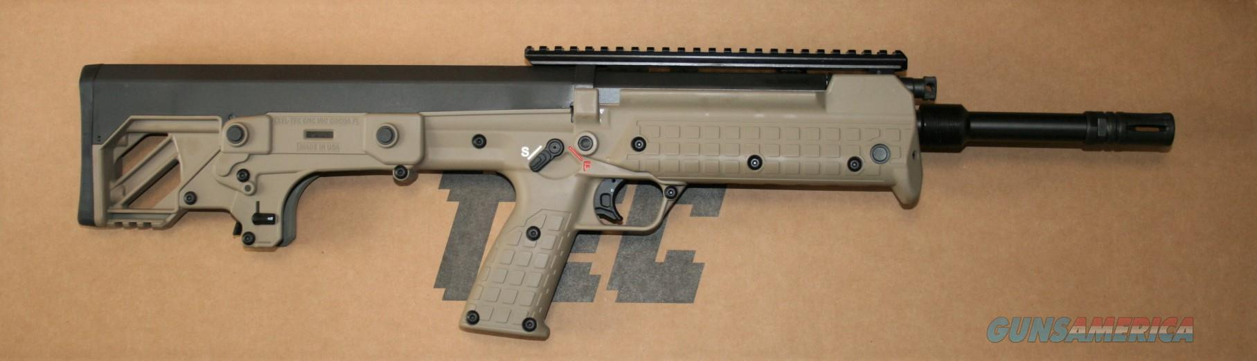 "Kel-Tec RFB18TAN RFB Bullpup .308 18"" Tan  Guns > Rifles > Kel-Tec Rifles"