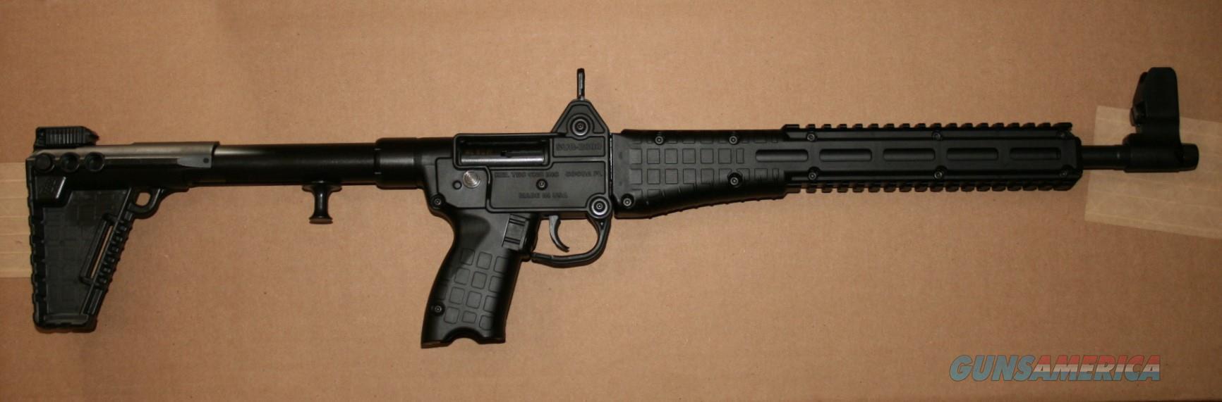"Kel-Tec SUB-2000 Gen 2 9mm 16.25"" TB Glk 17  Guns > Rifles > Kel-Tec Rifles"