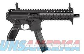 "Sig Sauer MPX P9 Semi-Auto 9mm 8""Barrel Threaded 30+1 Flip-Up Sights Black  Guns > Pistols > Sig - Sauer/Sigarms Pistols > Other"