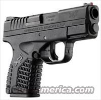 Springfield XDS 45 Slim 5+1rds 3.3 Barrel  Guns > Pistols > Smith & Wesson Pistols - Autos > Polymer Frame