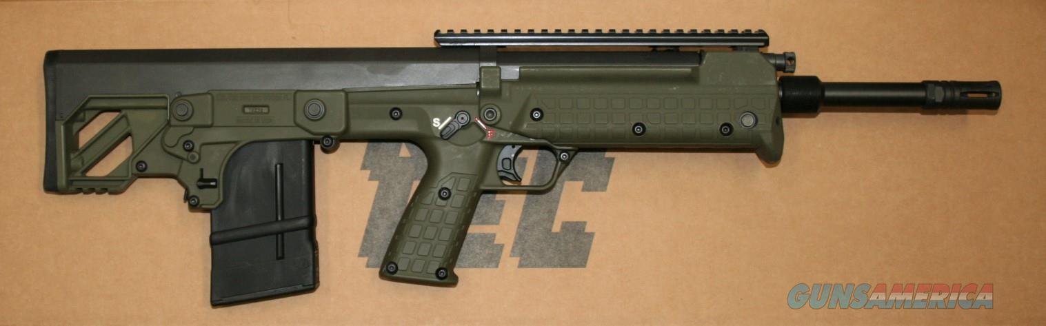 "Kel-Tec RFB18GRN RFB Bullpup .308 18"" ODG  Guns > Rifles > Kel-Tec Rifles"