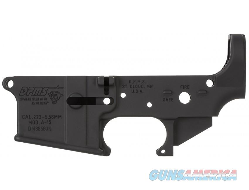DPMS LR05K 60595 .223/5.56 Stripped Lower AR-15   Guns > Rifles > DPMS - Panther Arms > Lower Only