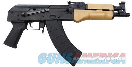 "Century HG4257N US Draco AK Pistol 7.62X39mm 12.3"" Barrel 30+1 Black  Guns > Pistols > Century International Arms - Pistols > Pistols"