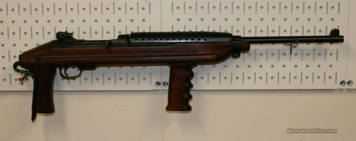 Plainfield PM 30 P Civilian Paratrooper M1 Carbine  Guns > Rifles > Military Misc. Rifles US > M1 Carbine