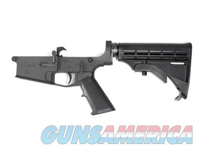 Anthony Arms | CMMG Lower Parts w/2 Stage Trigger & Ambi Safety