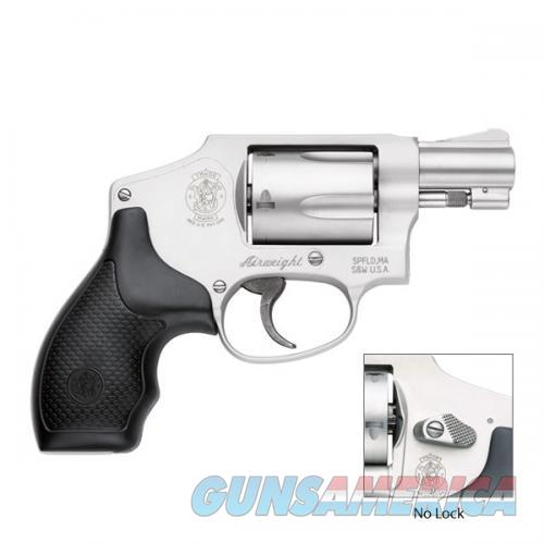 "Smith & Wesson 103810 642 Double Action 38 Special 1.875"" 5 Rds Stainless  Guns > Pistols > Smith & Wesson Revolvers > Small Frame ( J )"