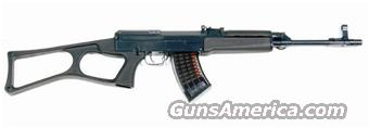 VZ58 Sporter Semi-Auto Rifle, Cal. 7.62x39 made by CAI  Guns > Rifles > AK-47 Rifles (and copies) > Full Stock