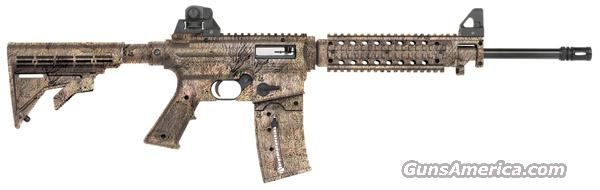 "Mossberg 715 Tactical AR 22 LR 25+1 16"" Camo  Guns > Rifles > AR-15 Rifles - Small Manufacturers > Complete Rifle"