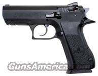 Magnum Research Baby Eagle II 9mm 15RD 3.9 BLK  Guns > Pistols > Magnum Research Pistols