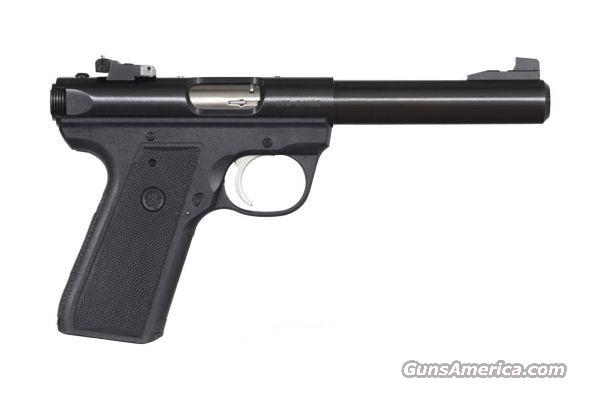 "Ruger 22/45 Target Model Bull Barrel 5.5"" 22LR  Guns > Pistols > Ruger Semi-Auto Pistols > Mark I & II Family"