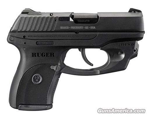 Ruger LC9 9mm Semi-Auto W/Adjustable 3-Dot/LaserMax CenterFire   Guns > Pistols > Ruger Semi-Auto Pistols > LCP
