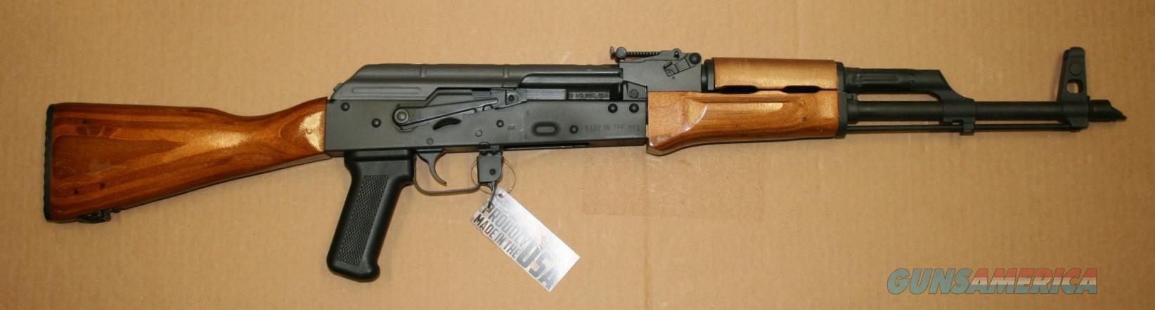 I.O.  Inc. IODM2008 AKM247C AK47 7.62 X 39 Laminated Wood 30+1  Guns > Rifles > Interarms Rifles