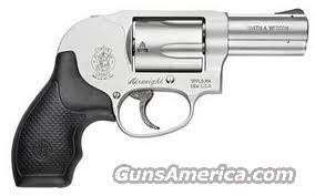 Smith & Wesson Airweight Bodyguard 38 Special + P  Guns > Pistols > Smith & Wesson Revolvers > Pocket Pistols
