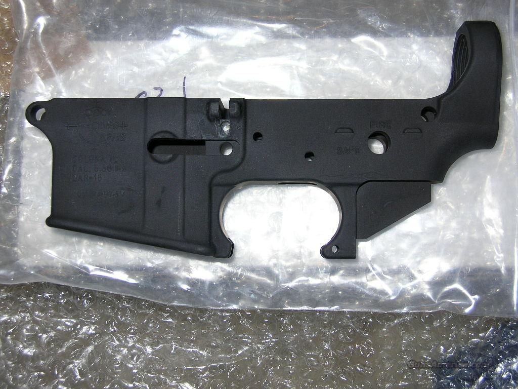 Rock River stripped lower AR15 / AR-15  Guns > Rifles > AR-15 Rifles - Small Manufacturers > Lower Only