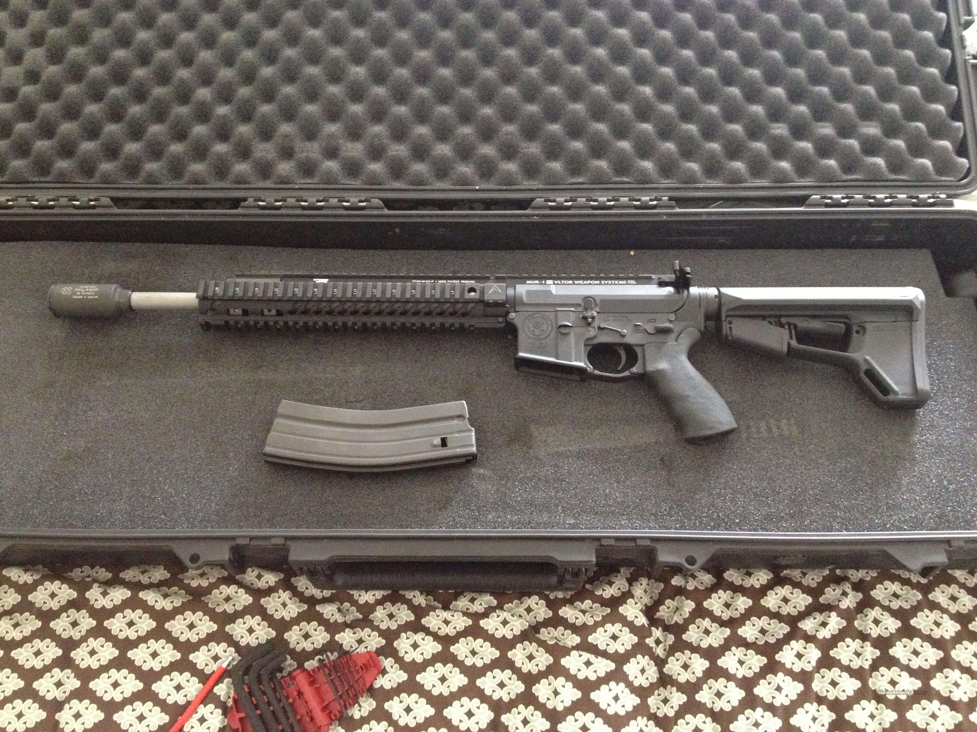JD Machine Custom AR-15 with adam arms gas piston system  Guns > Rifles > AR-15 Rifles - Small Manufacturers > Complete Rifle