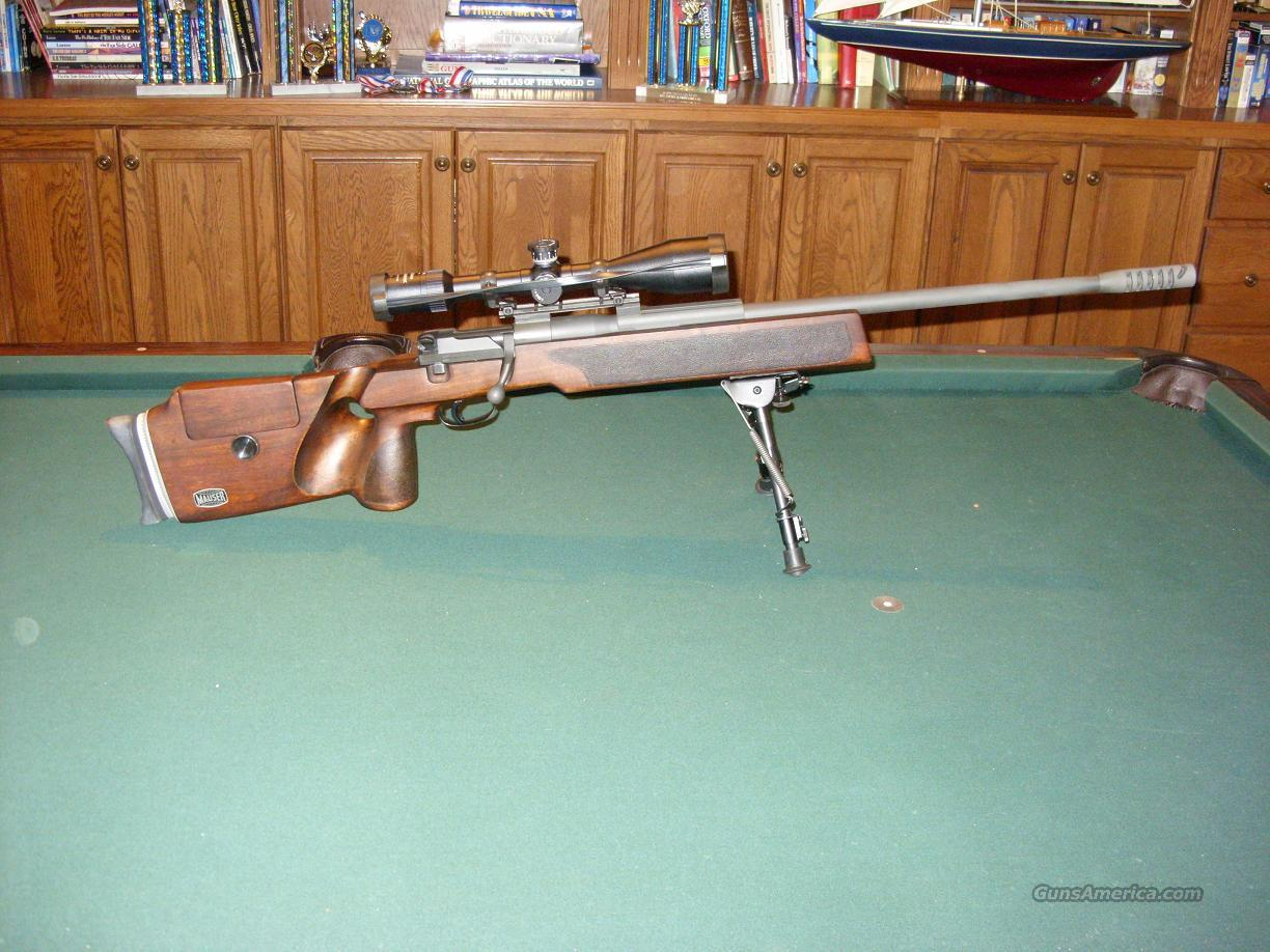 Mauser SP66  Guns > Rifles > Mauser Rifles > German