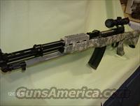 Yugo M59/66 SKS Rifle