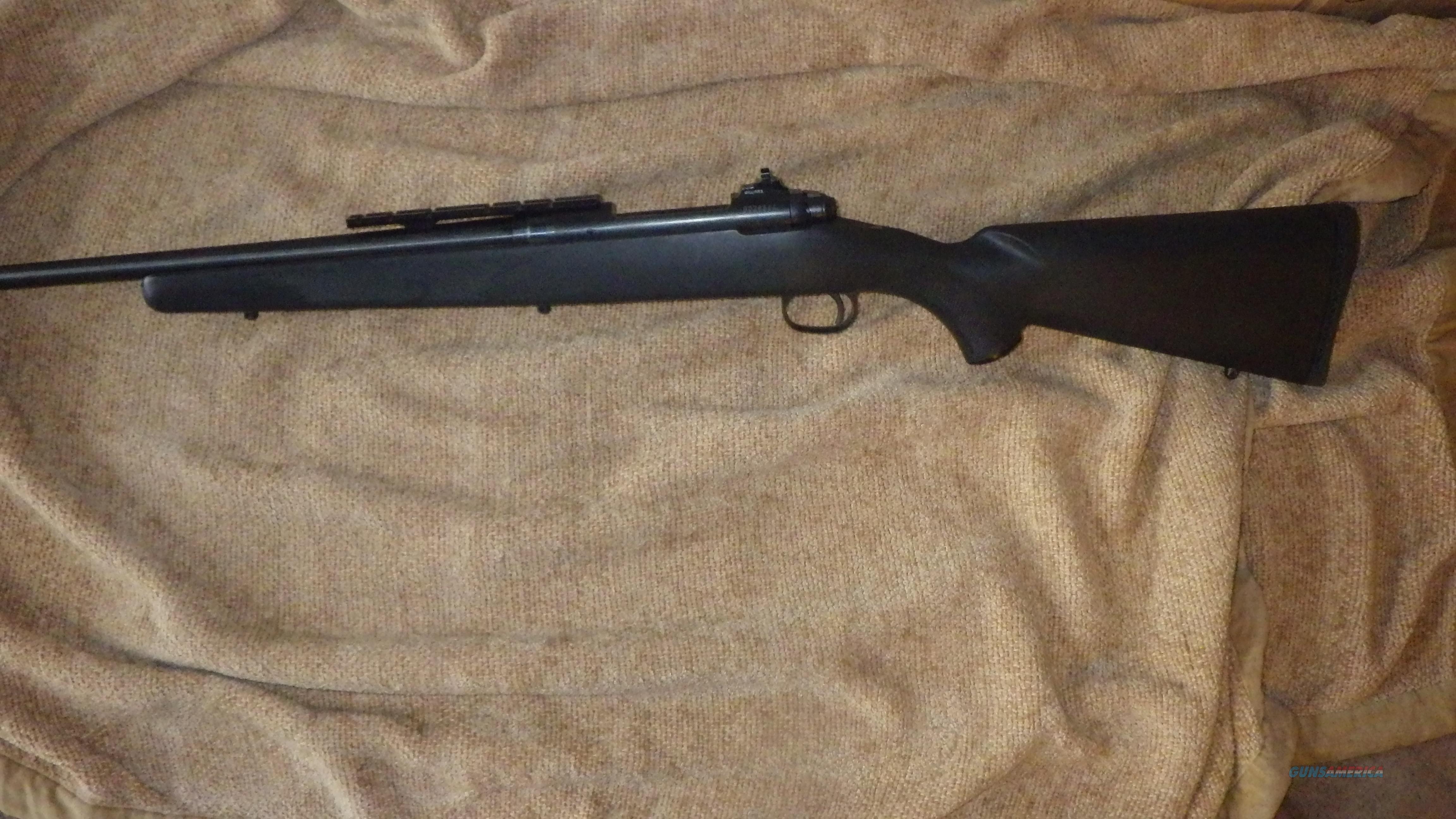 Savage Mod 10 Scout .308 rifle   Guns > Rifles > Savage Rifles > 10/110
