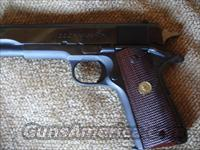 Colt Super 38, Automatic with holste and Ammo   Colt Automatic Pistols (1911 & Var)