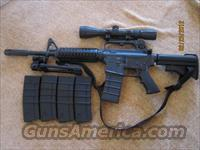 Eagle Arms  EA-15 Pre-1994 ban AR-15 Carbine from Eagle Arms in Coal Valley, IL.  Guns > Rifles > AR-15 Rifles - Small Manufacturers > Complete Rifle