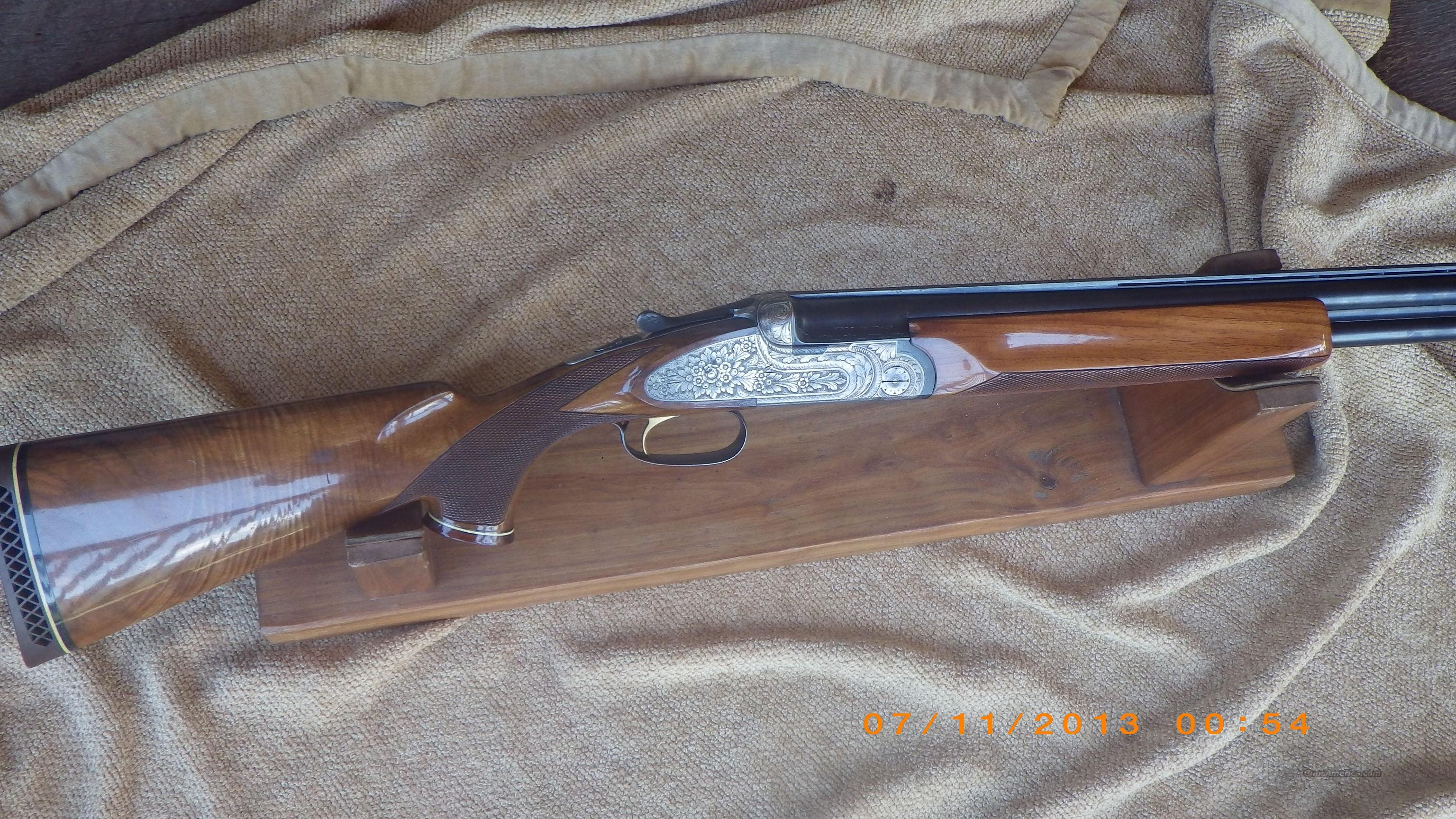 "Weatherby Regency 12 Ga  28"" M &F  Made in Italy  By Angelo Zoli   Guns > Shotguns > Weatherby Shotguns > Hunting > O/U"