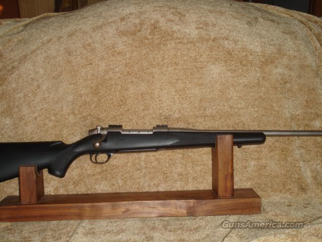Weatherby Mark V Alaskan 300Win Mag Nickel Plated   Guns > Rifles > Weatherby Rifles > Sporting