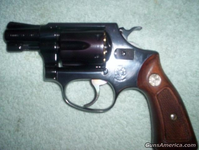 MODEL 31-1  32 S&W LONG  Guns > Pistols > Smith & Wesson Revolvers