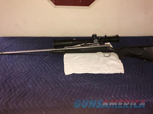 Rem 700 SS  Guns > Rifles > Remington Rifles - Modern > Model 700 > Sporting