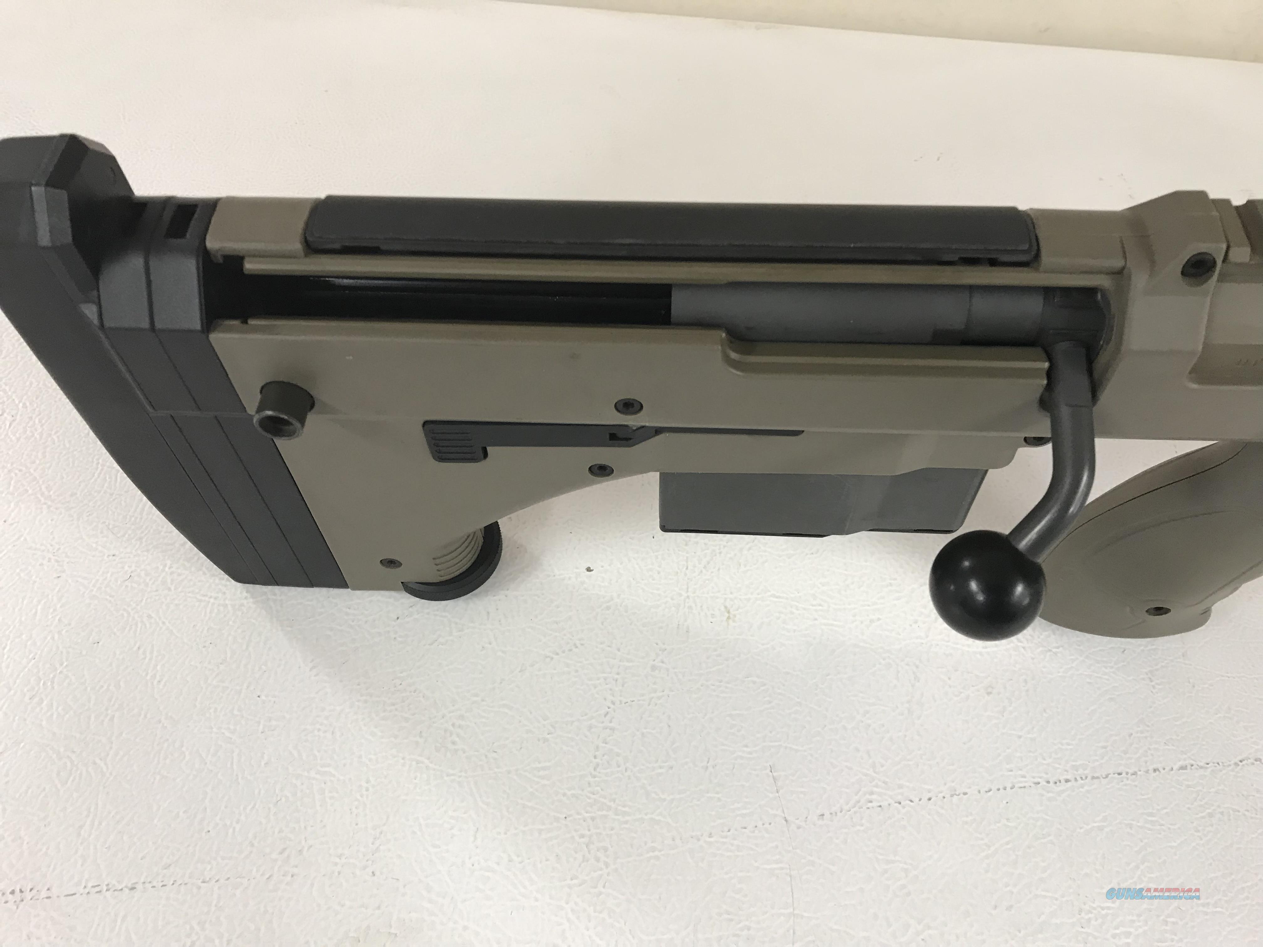 Desert Tech SRS-A1 COVERT 260 rem  Guns > Rifles > D Misc Rifles