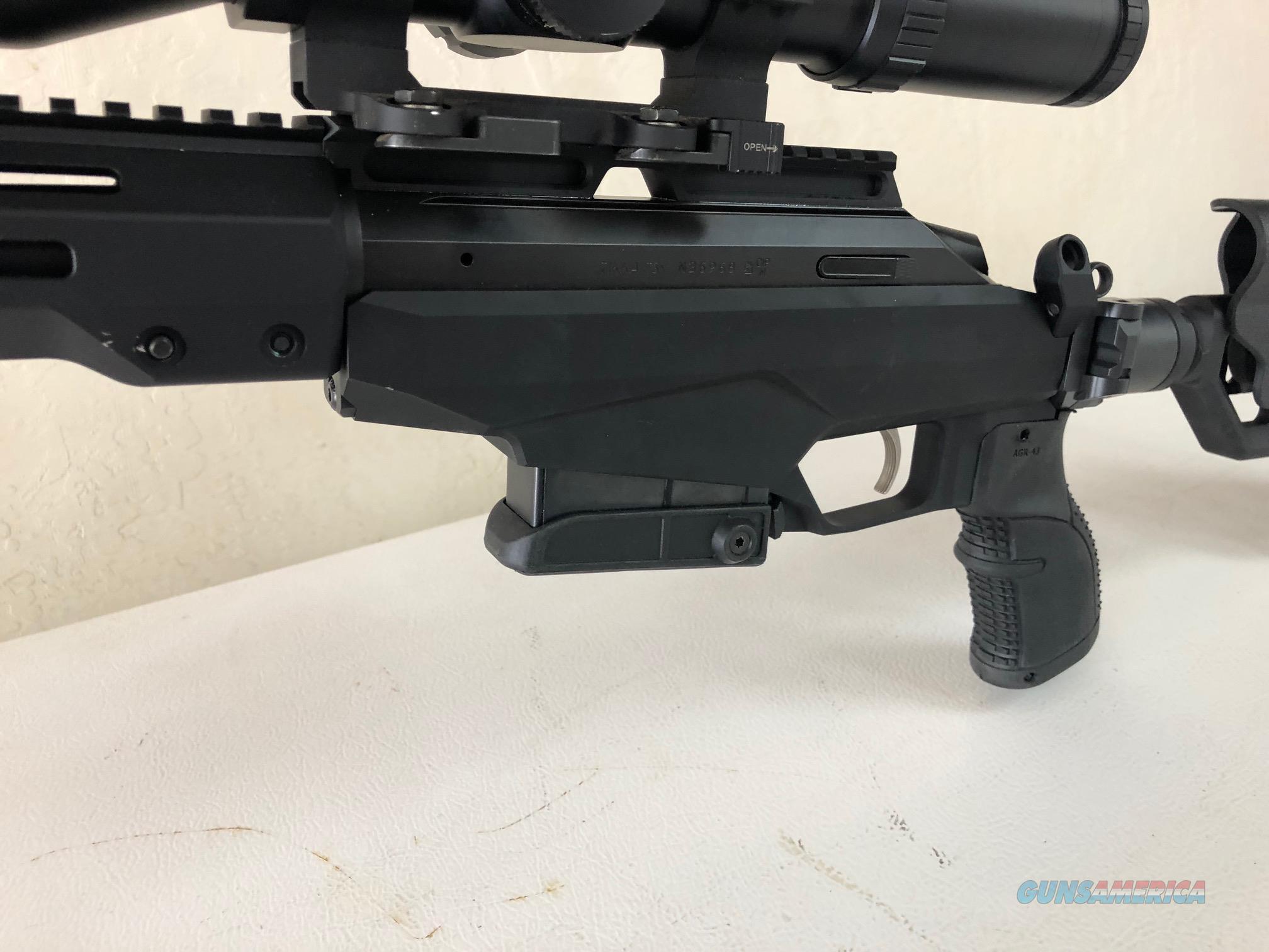 Tikka T3x TAC A1  Guns > Rifles > Tikka Rifles > T3