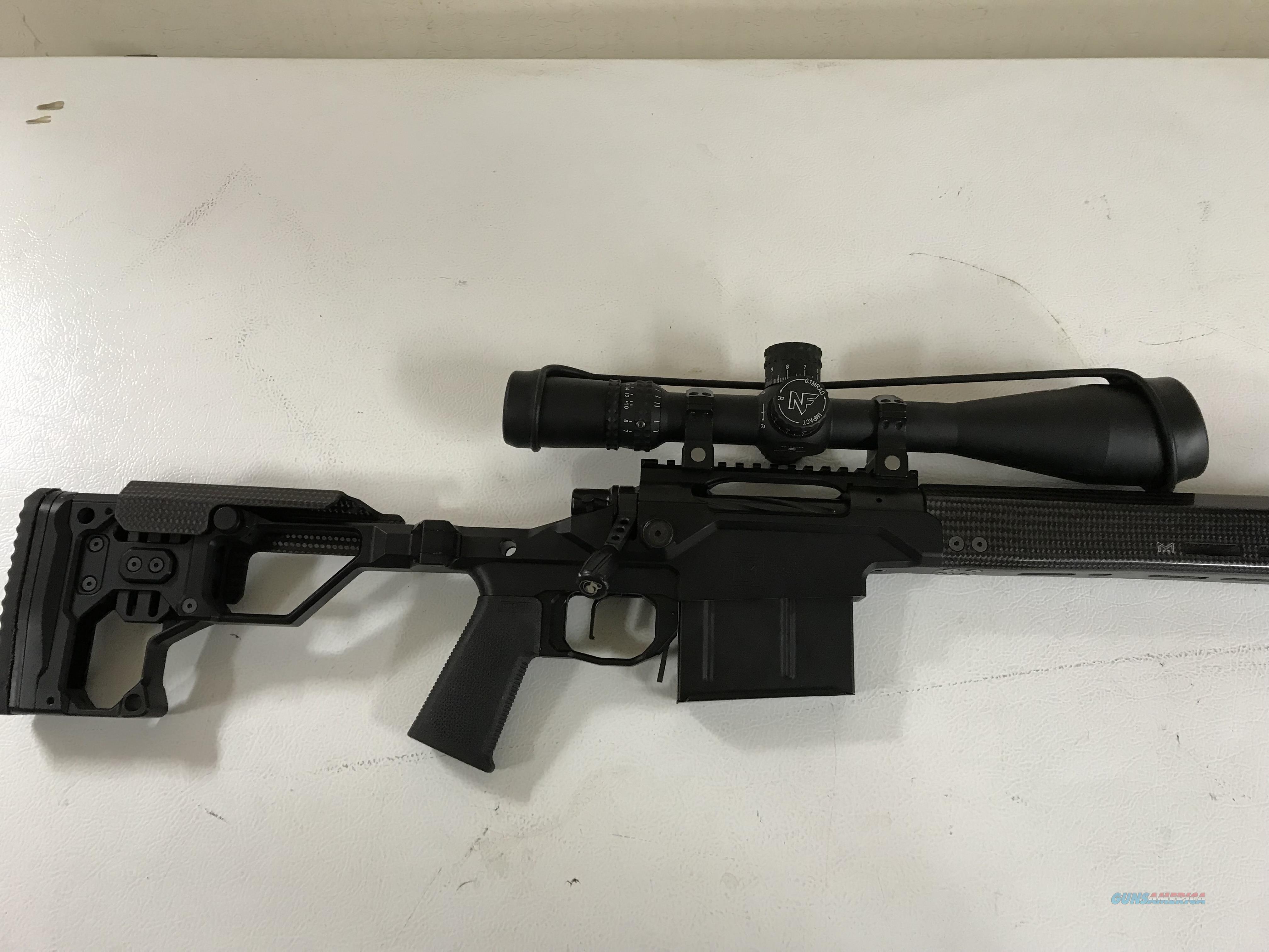 Christensen Arms Modern Precision Rifle  Guns > Rifles > C Misc Rifles