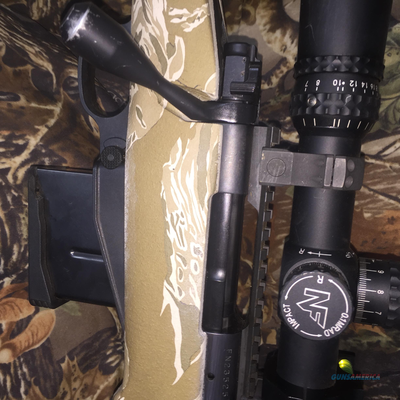 FN. SPR A5m  Guns > Rifles > FNH - Fabrique Nationale (FN) Rifles > Bolt action > Tactical