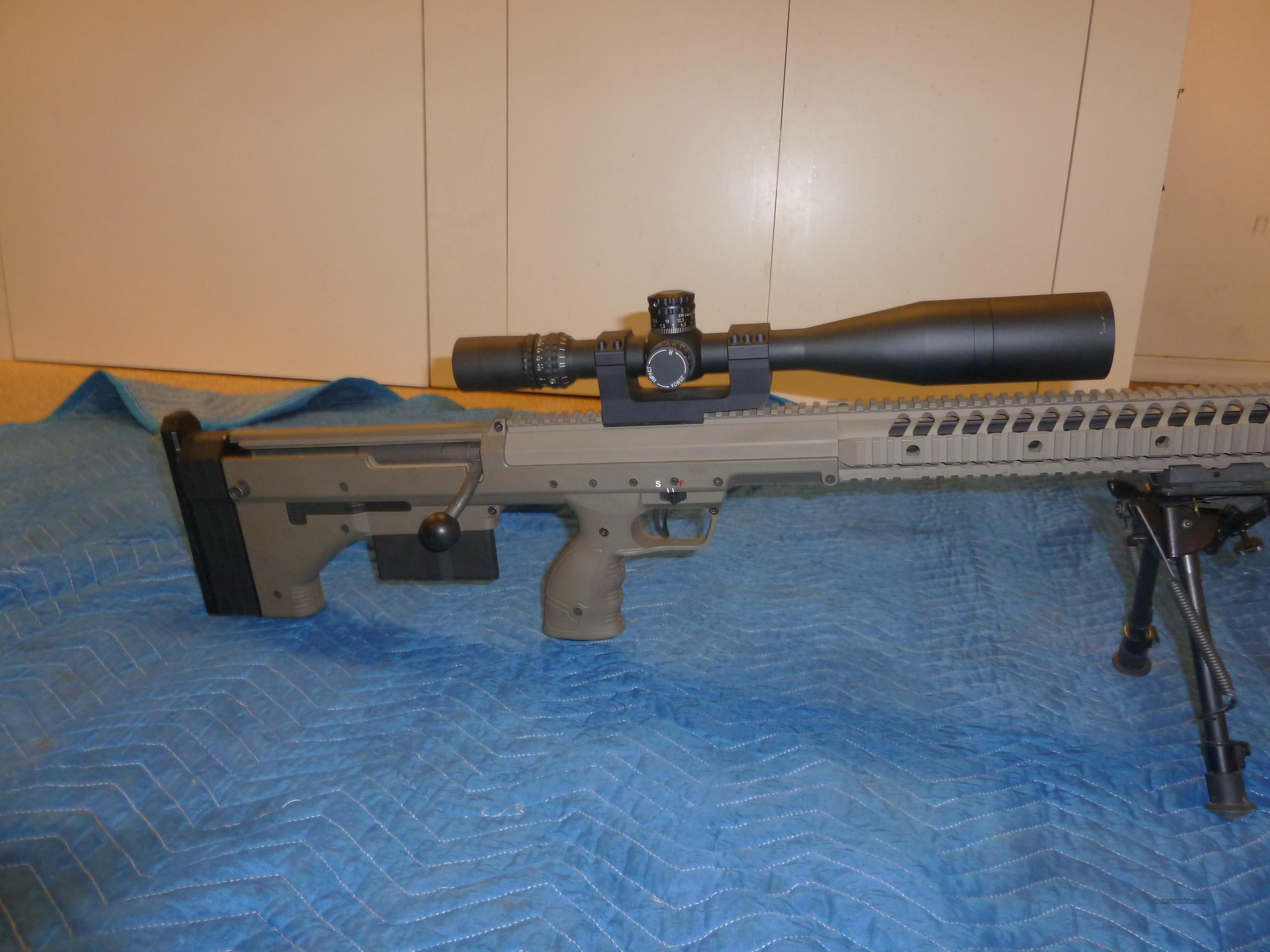 DTA SRS 338 LAPUA MAG  Guns > Rifles > Tactical Rifles Misc.