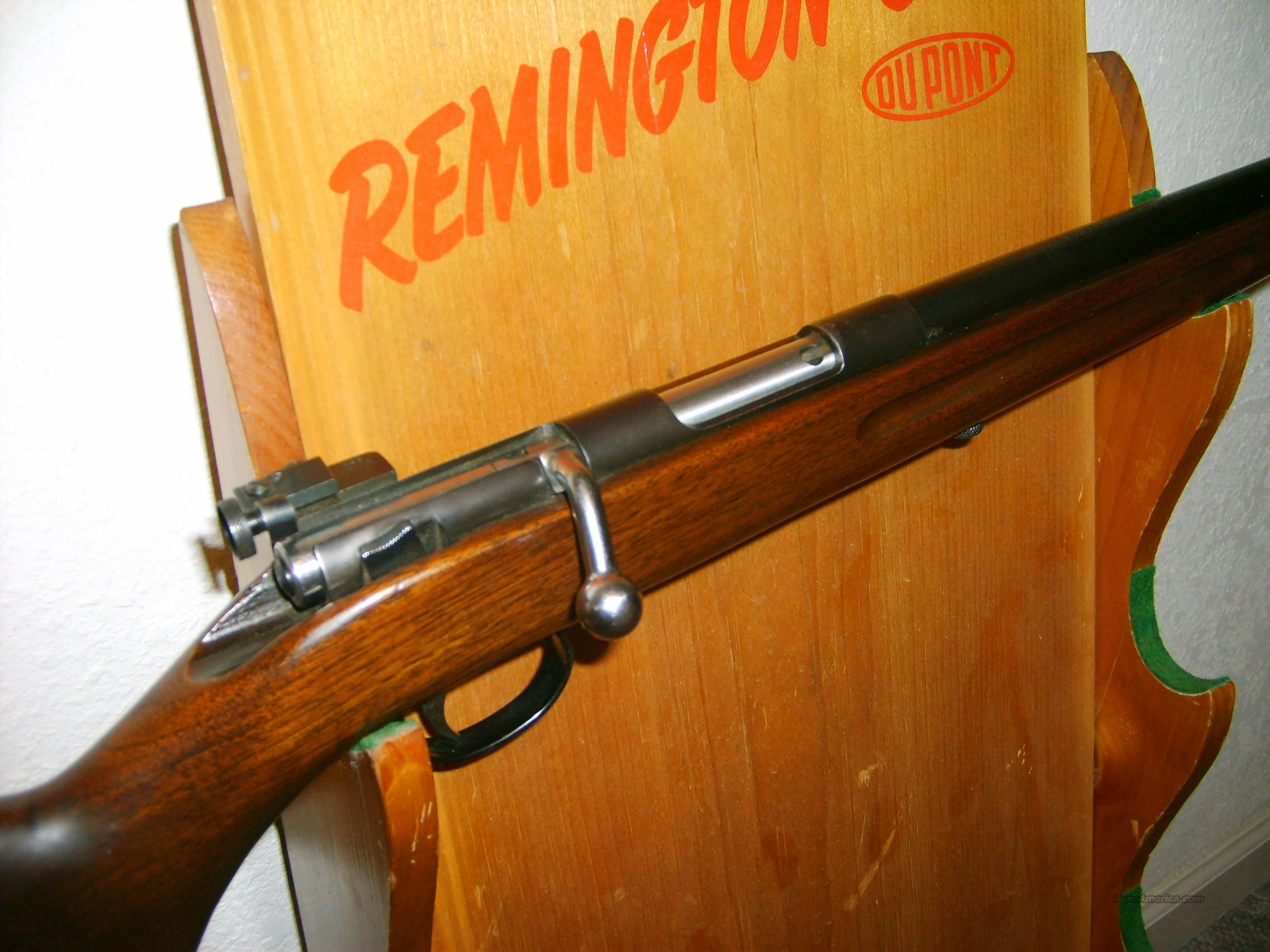 Remington Model 34 NRA