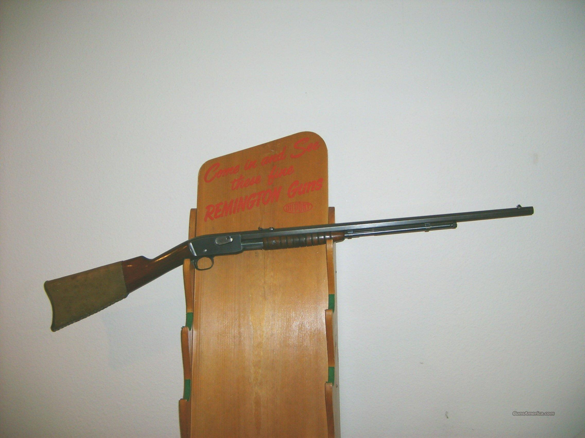 Remington Model 12CS .22 Cal. Pump Rifle  Guns > Rifles > Remington Rifles - Modern > Non-Model 700