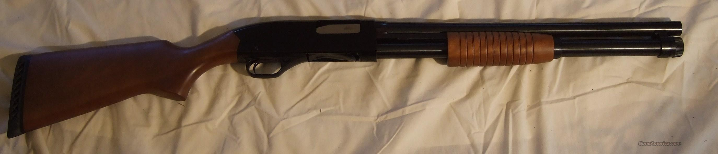 Winchester 1300 Defender    Guns > Shotguns > Winchester Shotguns - Modern > Pump Action > Defense/Tactical