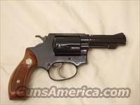 Smith and Wesson Model 36-1  Guns > Pistols > Smith & Wesson Revolvers > Pocket Pistols