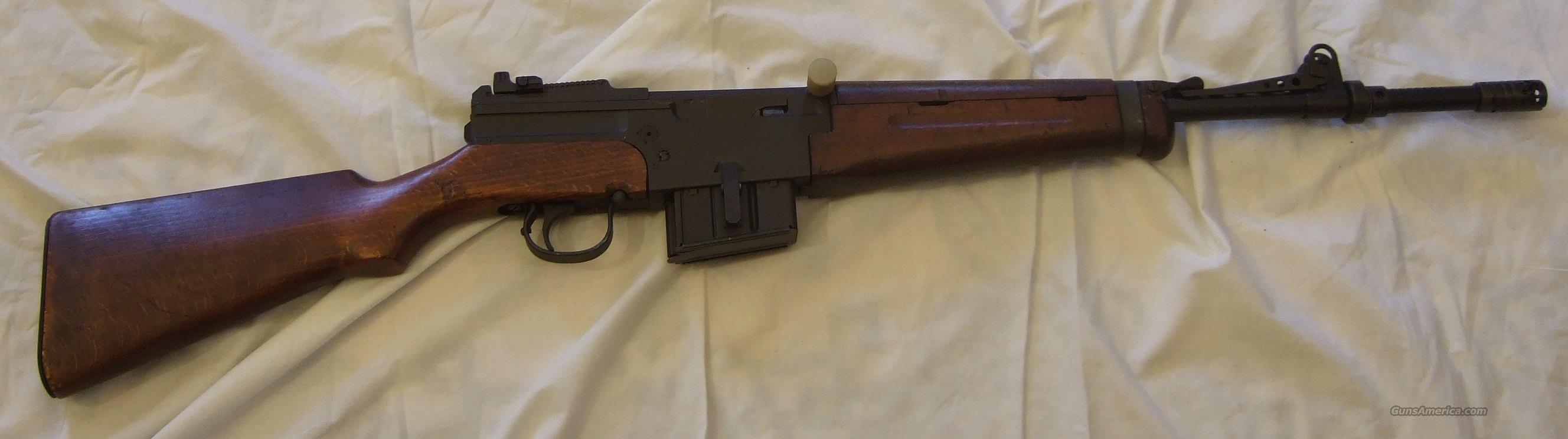 French MAS 49/56  Guns > Rifles > Military Misc. Rifles Non-US > FrenchMAS
