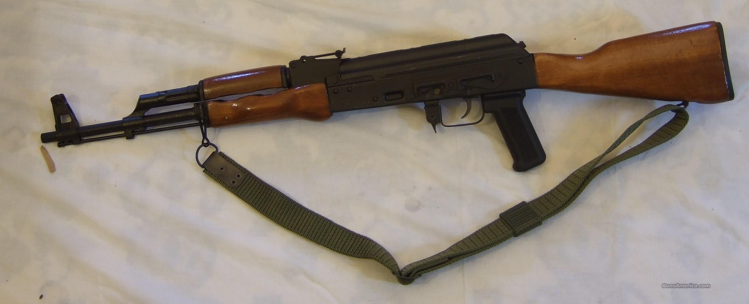 Romanian SAR-2 5.45x39mm   Guns > Rifles > AK-47 Rifles (and copies) > Full Stock