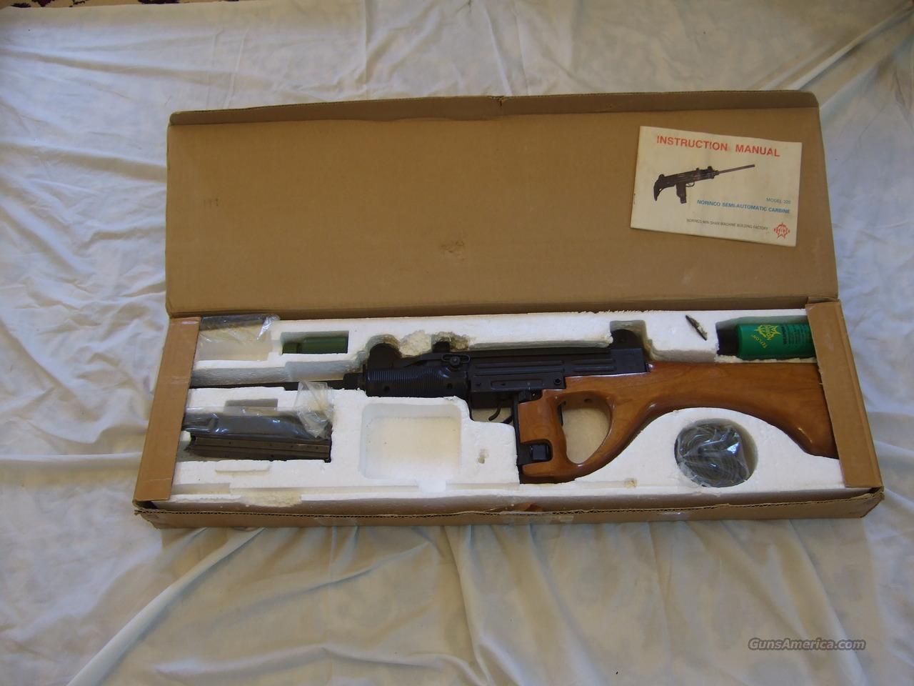 Norinco Type B Uzi 9mm   Guns > Rifles > Norinco Rifles
