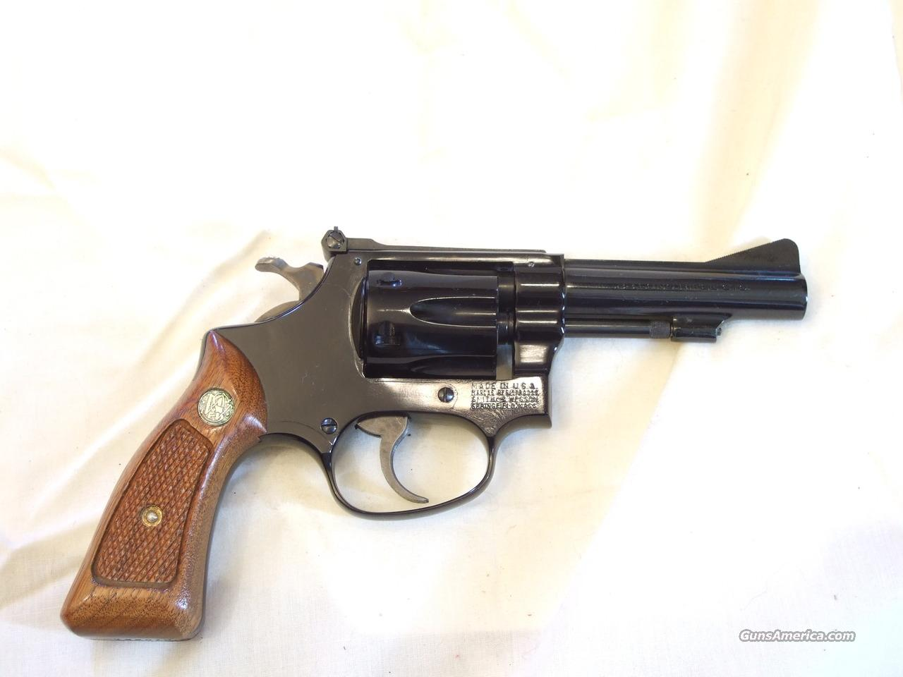 Smith and Wesson Model 43   Guns > Pistols > Smith & Wesson Revolvers > Full Frame Revolver