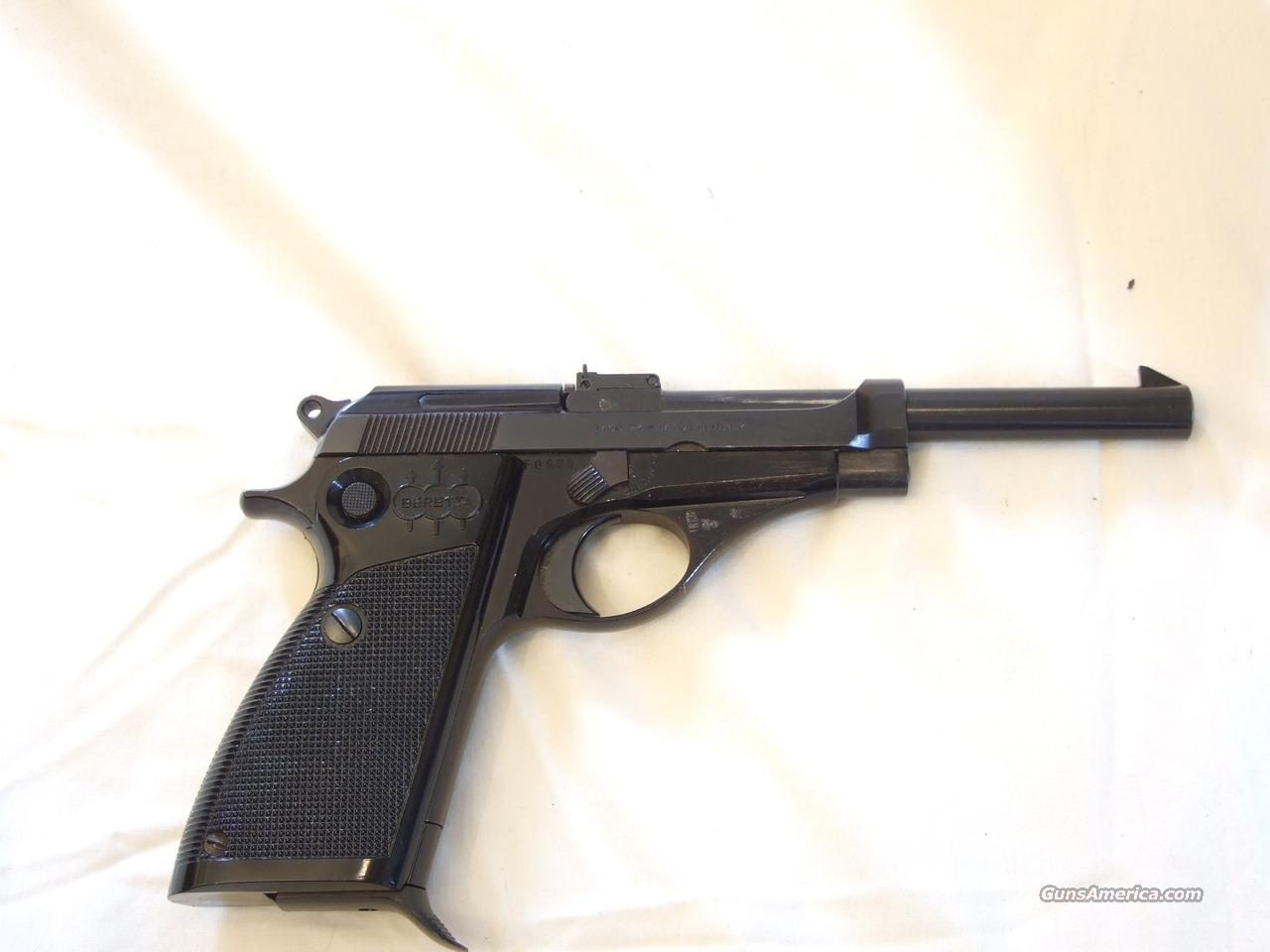 Beretta Model 74 .22 LR  Guns > Pistols > Beretta Pistols > Rare & Collectible