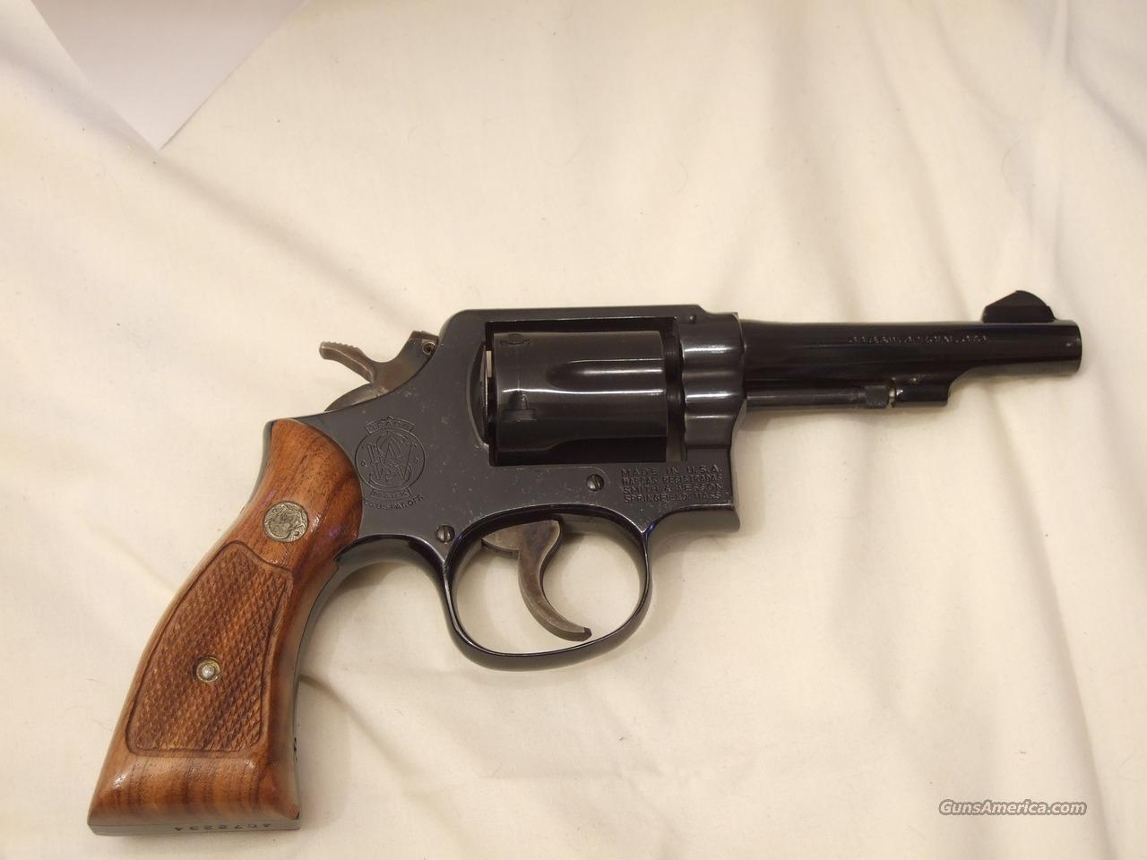 Smith and Wesson Model 10-7 .38 Special  Guns > Pistols > Smith & Wesson Revolvers > Model 10
