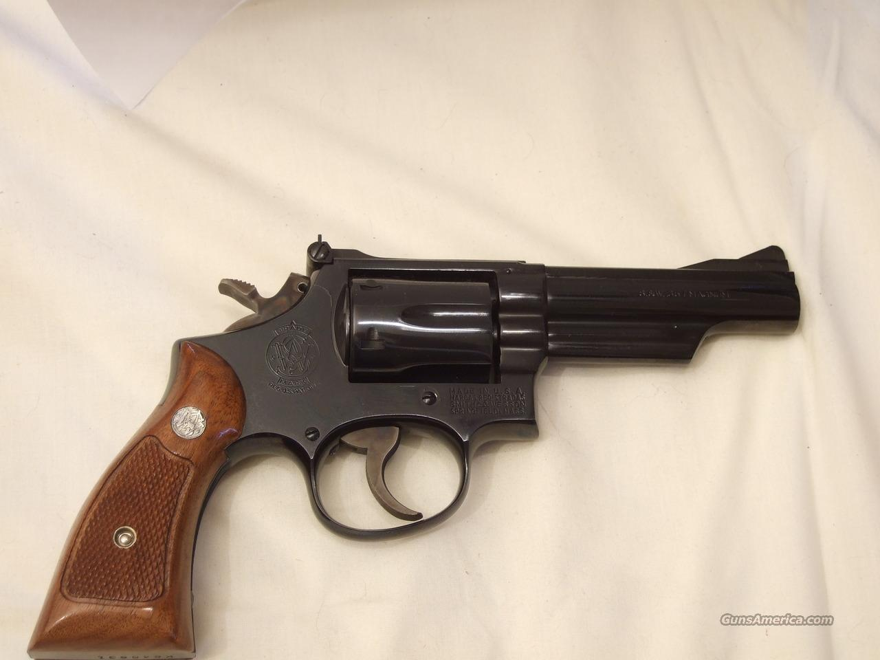 Smith and Wesson Model 19-3  Guns > Pistols > Smith & Wesson Revolvers > Full Frame Revolver
